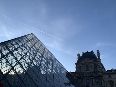 年末年始に行くバルセロナ~パリ~ロンドンの旅☆パリ編☆4日目