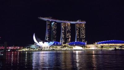 週末👜弾丸シンガポール