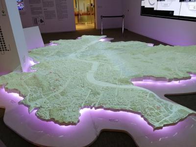 光化門のオアシス、大韓民国歴史博物館とソウル都市建築展示館