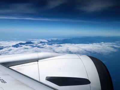 スワンナプーム空港から羽田空港