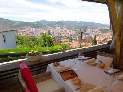 世界4周目 欧州編 夏旅は香港・ドーハ・スペイン・ドイツの旅 ⑥スペイン・バスク地方(ビルバオ)