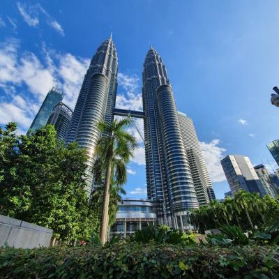 年末年始マレーシア旅③クアラルンプール街歩き KLタワー ツインタワー