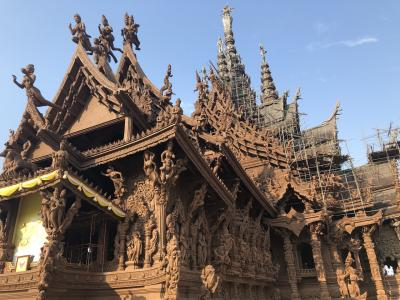 年末年始をパタヤ、バンコクで過ごす旅2