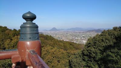 2020年1月 香川・徳島旅行①♪うどん県のうどん♪こんぴらさん♪
