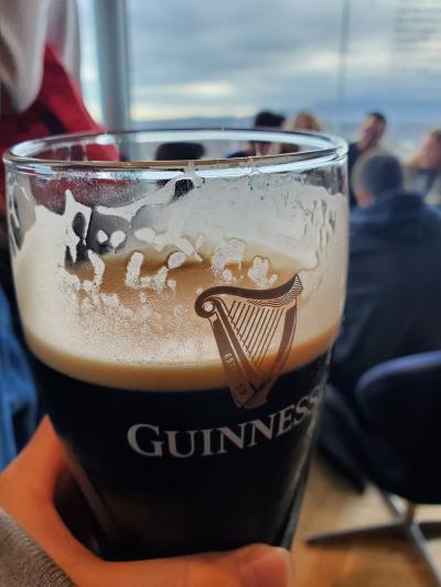 ダブリンでお酒を嗜む旅