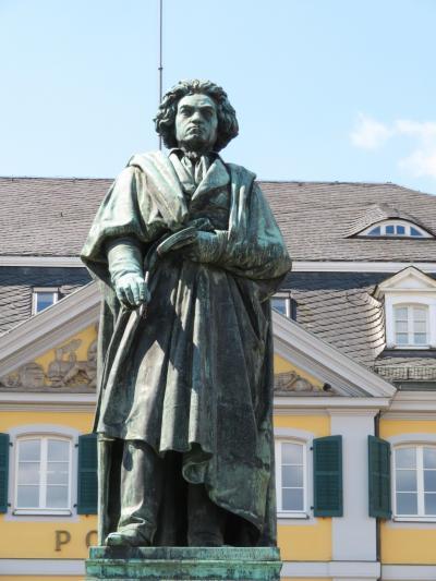 心の安らぎ旅行(2019年春 Bonn ボン Part1 Beethoven ベートーヴェン♪)