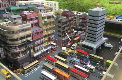 【デモで揺れる香港再訪①】還暦バックパッカー♪快晴の街をひとり女子旅①