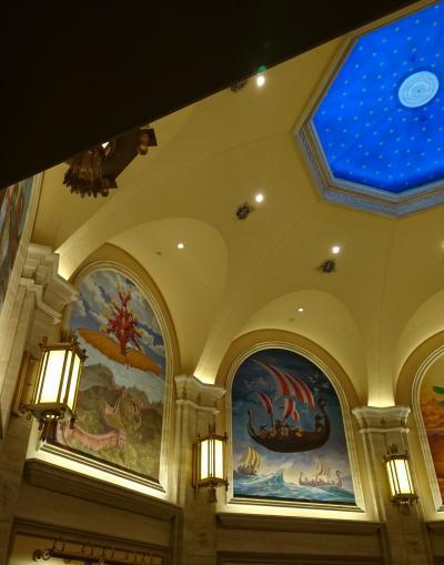 202001,冬休み広島愛媛ディズニー旅(5)ディズニーシーでソアリンに感動,アパホテル幕張の温泉,3000円のpeachで帰宅