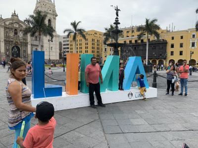 2019年12月個人手配でペルー旅⑧リマ~LA~KIX