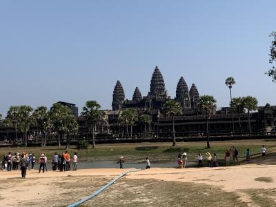 東南アジア世界遺産の旅カンボジア②