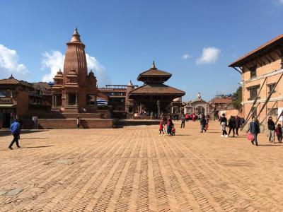 ネパール7日間の旅4日目~バクタプルで食べたヨーグルトでjambaraya壊れるの巻~