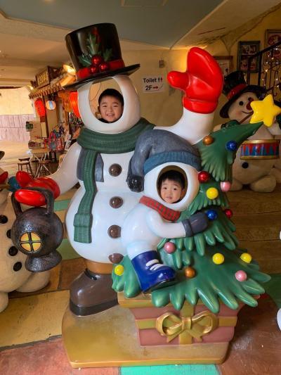 毎年恒例の家族旅行 7歳3歳と行く冬休み沖縄  -その4-
