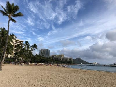 2020年1月子連れハワイ①