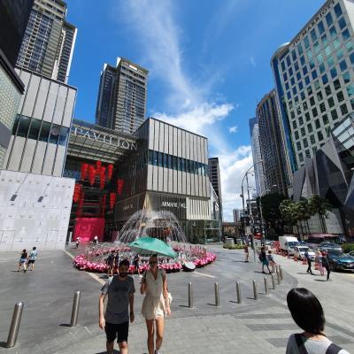 年末年始マレーシア旅④クアラルンプール街歩き ショッピング