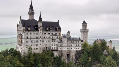 ドイツに乾杯!世界遺産ライン川クルーズとロマンチック街道④