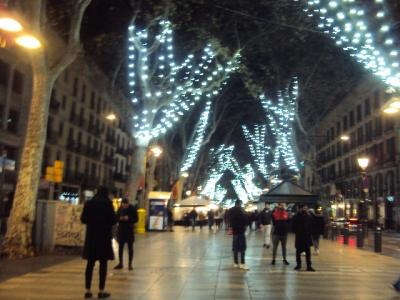 2019バルセロナのクリスマス