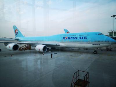 2019年末年始 大韓航空KEでバリ島12日間 ICN50分乗継