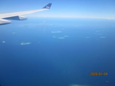 南洋諸島(フィジー、バヌアツ、ソロモン)相部屋の旅