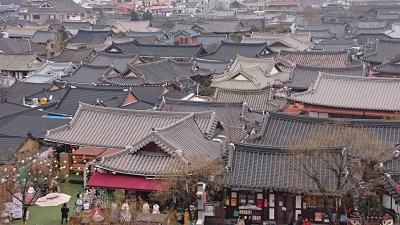 おやじの一人旅・ソウル5日間 2020  1日目