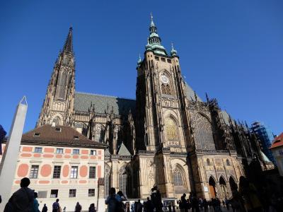 チェコの世界遺産12か所、すべてを巡るbaba友の旅【20】8 日目(プラハ2)