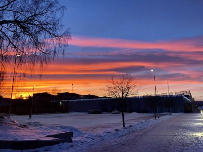 4・6歳児連れ、恒例クリスマスのノルウェー帰省:年末年始編