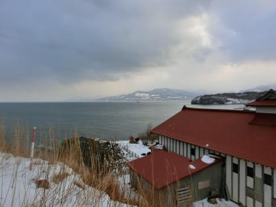 2020年の初旅行は北海道! その④小樽港の玄関口灯台である日和山灯台へ。