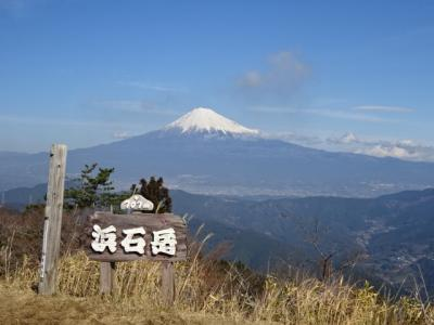絶景スポット静岡県由比の浜石岳登山、名鉄ハイキング