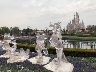 2019~2020 年末年始 上海&ディズニーランド ②15時から入園~ディズニーランドホテル