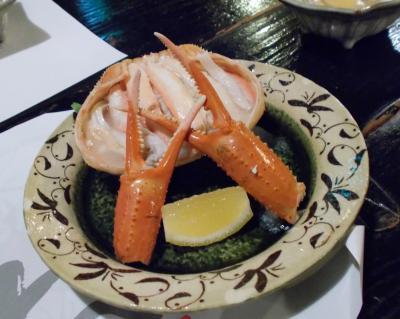 冬の金沢美食旅:その2