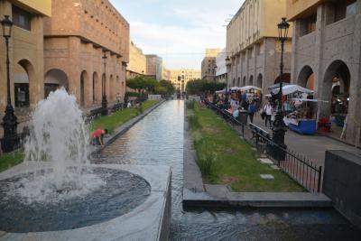 ビバ メヒコ サカテカスからグアダラハラへ移動しました。