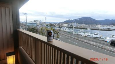 2020年の幕開け!国内行脚の締めは漁港の町・焼津で過ごすゆるり旅