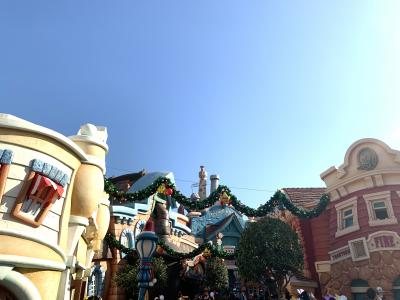 Merry Chrismas☆ 2019 in TDL 2 ~混み混み編~