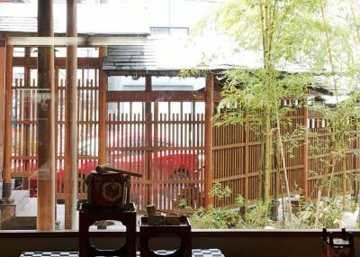 太宰治も泊まった谷川温泉の古い旅館「たにがわ」