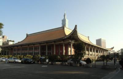 クアラルンプールとマラッカ4日間+ちょぴっと台北/その1:台北(国父紀念館と龍山寺)