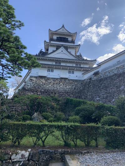 高知市と祖谷渓へ(2/3:高知城など)