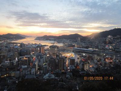 新春:初冬の長崎観光