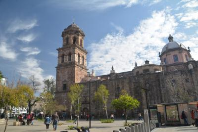 ビバ メヒコ グアダラハラ市内観光