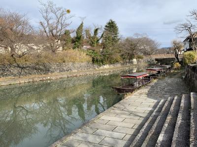 城下町旅ラン(10)レトロ散歩近江八幡