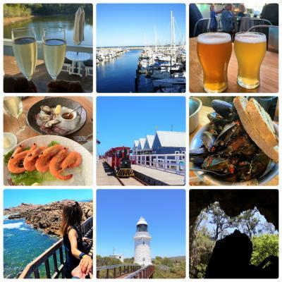 Visitオーストラリア・パースからマーガレット・リバー 美食とワインのドライブ旅行 1