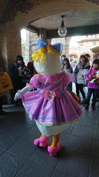 大阪からの三世代ディズニーリゾート 3