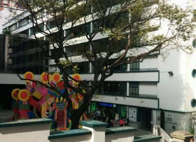 香港:久しぶりの香港島・・蓮香茶室とPMQ