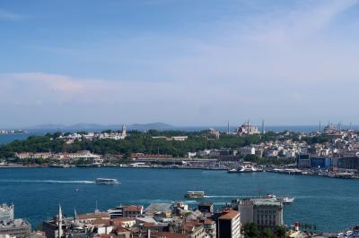 小アジア南西沿岸遺跡放浪後 イスタンブール(3)
