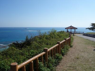沖縄(1.3) 知念岬から太平洋を眺める。雄大な景色に心も平らかになる。