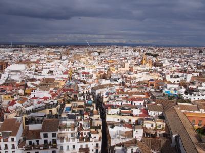 冬のスペイン・アンダルシアの州都~セビーリャを訪ねて
