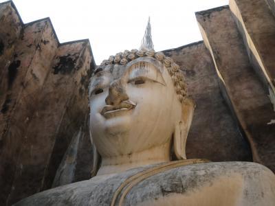 スコータイは仏像だらけ タイ4日目~5日目