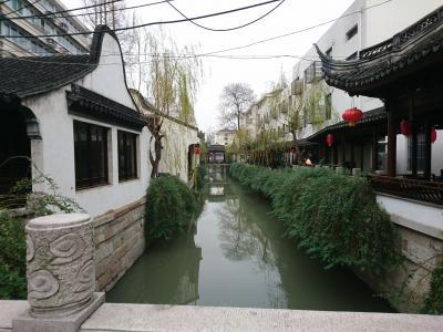 2019年末年始は、家族で上海へ。2日目本場の小籠包食べに南翔老街へ。豫園ではありません。