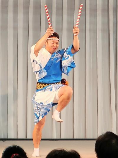 ふるさと祭り東京-5 牛深ハイヤ祭り(熊本県天草市)☆陽気で爽快!-船乗りの伝統受け継ぎ