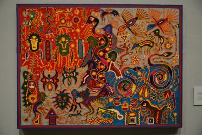 ビバ メヒコ 日曜日のグアダラハラは歩行者天国です。