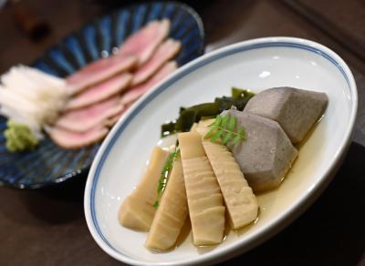 横浜中華街 蕎麦 晋山(しんざん)での 美味しい夕食 2020年1月