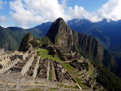 初めまして南米2019 ~ ペルー/マチュピチュ半日観光&マチュピチュ村をぶらぶらと